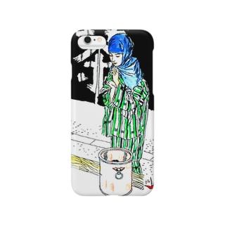 #いくぞ岩田屋 樋口一葉 Smartphone cases