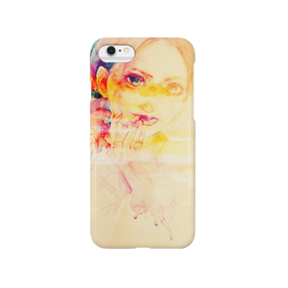 yui.nの唇から毒 Smartphone cases