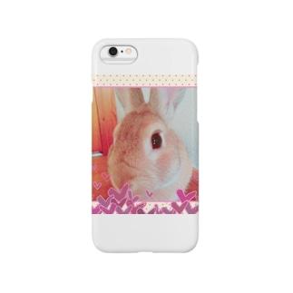 うさ♪♪ Smartphone cases