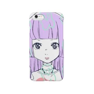 ♥おんなのこ♥ Smartphone cases