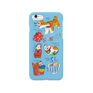 SANUKI Smartphone cases