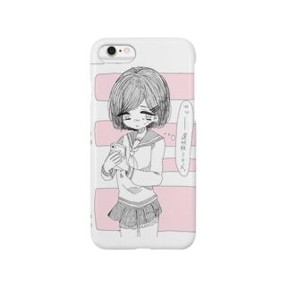 LINEちゃん Smartphone cases
