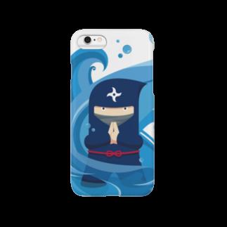 gyazo_jpのGyazo Ninja 水遁の術スマートフォンケース