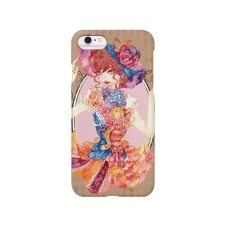 少女開花 Smartphone cases
