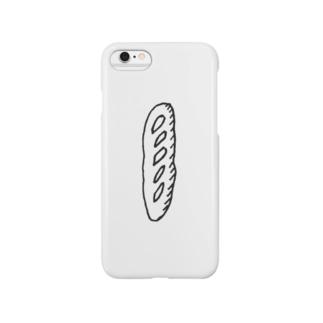 西日に照るハードパン Smartphone cases