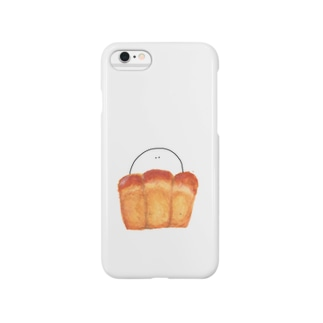 B R E A D ( plain ) Smartphone cases