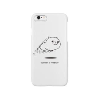 ぬこ100% シュバ Smartphone cases