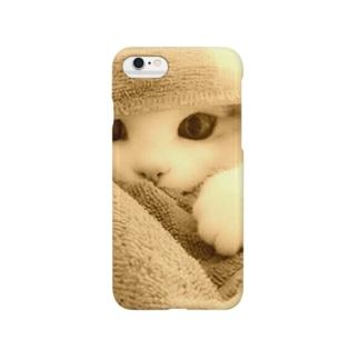 ごめんねこ。0115 Smartphone cases