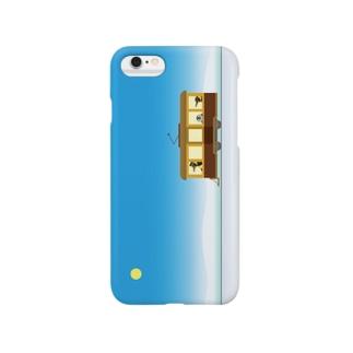 ペンギン路面電車 Smartphone cases