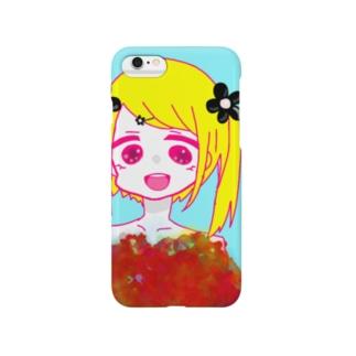消えない闇色 Smartphone cases