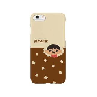 ブラウニー Smartphone cases