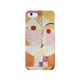 パウル・クレー『 セネキオ 』 Smartphone cases