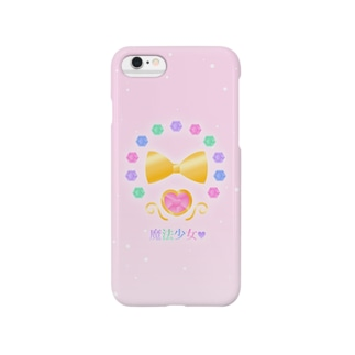 魔法少女 Smartphone cases