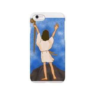 モーセ Smartphone cases