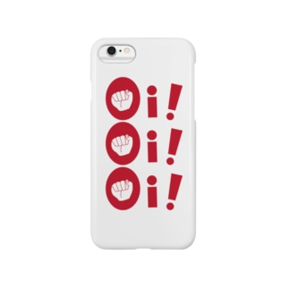 Oi!2(RED) Smartphone cases