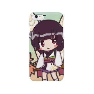 東北きりたん 秋 Smartphone cases