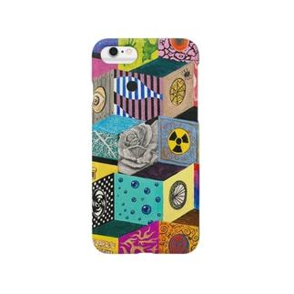 サイケデリック・マンション! Smartphone cases