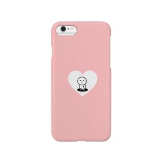 真顔 Smartphone cases