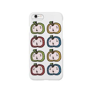 りんごまんず8! Smartphone cases