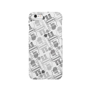 つかまった囚人 001 いっぱい Smartphone cases