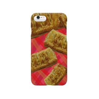 アップルパイをどうぞ Smartphone cases