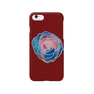 """""""stella""""のrose2 Smartphone cases"""