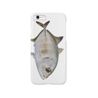 メッキアジ Smartphone cases