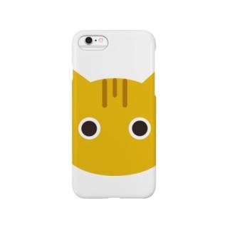 茶トラ Smartphone cases