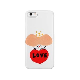 hanaco love Smartphone cases