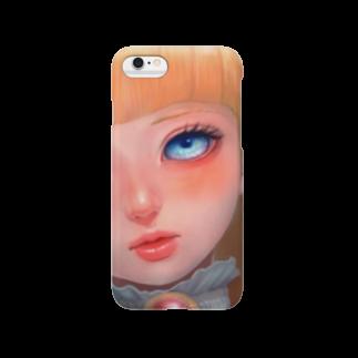 青柳カヲルのCosmic Girl Smartphone cases