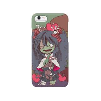 ぞんびちゃん Smartphone cases