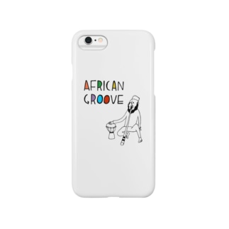AFRICAN GROOVE Smartphone cases