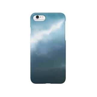曇り空 Smartphone cases