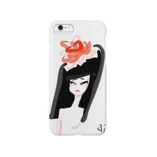花であることの重み Smartphone cases