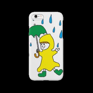 Shinnosuke Konoの楽しい雨 Smartphone cases