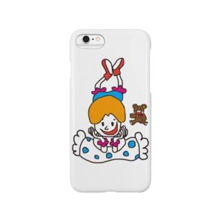 ヒトヤスミ Smartphone cases