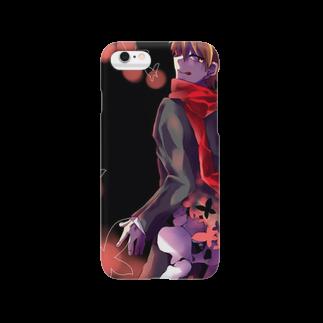 あんみつ茶屋の妖 Smartphone cases