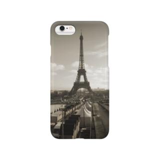エッフェル塔 Smartphone cases