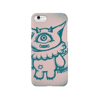 チビエモ スマホカバー Smartphone cases
