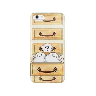 なぁに? Smartphone cases