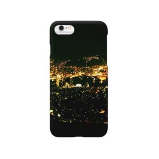 世界三大夜景 Smartphone cases
