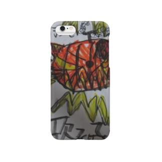 キレ汰ジャックぬこランタン Smartphone cases