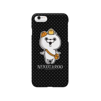 ねこ太郎iPhoneケース Smartphone cases