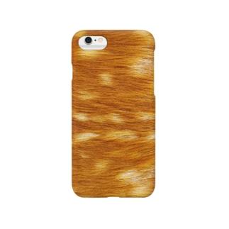 バンビ Smartphone cases
