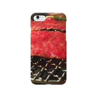 焼き肉 Smartphone cases