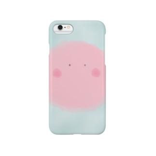 ぴんくの綿菓子 Smartphone cases