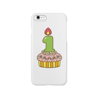 ちび子★キエのHappy Birthday 1歳! スマートフォンケース