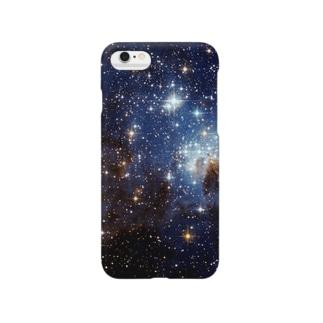 大マゼラン星雲にある星形成領域、LH95 Smartphone cases
