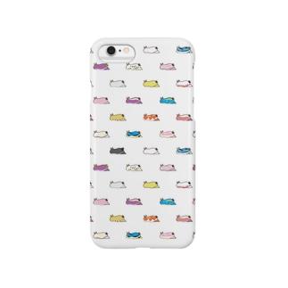 うみうし18匹 Smartphone cases