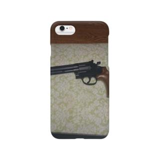 リボルバー Smartphone cases